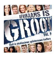 Afrikaans Is Groot Vol 9 CD