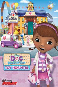 Doc Mcstuffins Toy Hospital (DVD)