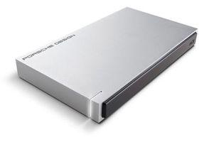 LaCie Porsche Design 1TB Mobile Drive USB3.0 - Light Grey