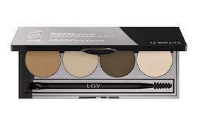 L.O.V Browttitude Eyebrow Contouring Palette 300