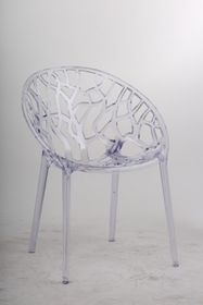 Patio Style - Forest Chair - Clear