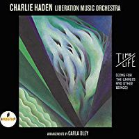 Charlie Haden / Liberation Music Orchestra -Time / Life (CD)