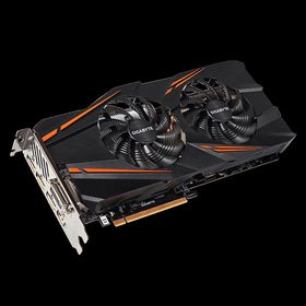 Gigabyte GeForce GTX 1070 Windforce 2X Edition Graphics Card