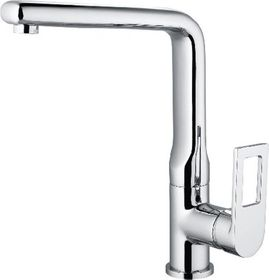 H2Flo - Seattle Single Hole Sink Mi xer