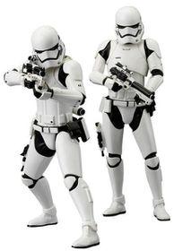 Star Wars Episode 7 First Order Stormtrooper Two Pack - Kotobukiya