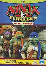Teenage Mutant Ninja Turtles The Next Mutation, Ep 21+22 (DVD)