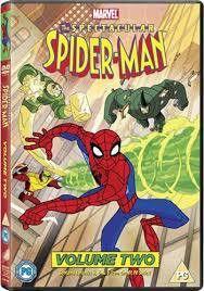 Spider-Man Volume 2 (DVD)