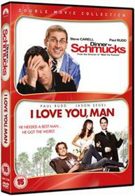 Dinner For Schmucks / I Love You, Man (DVD)