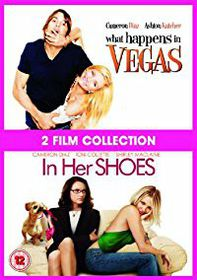 What Happens In Vegas / In Her Shoes Double (DVD)