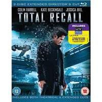 Total Recall (Unrated - 3 Disc) (Blu-ray)