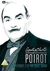 Agatha Christie's Poirot: Mystery On the Blue Train (DVD)