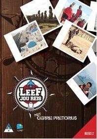 Gerrie Pretorius - Leef Jou Reis Reeks 2 (DVD)