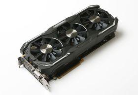Zotac Geforce GTX 1080 AMP Extreme Graphics Card - 8GB