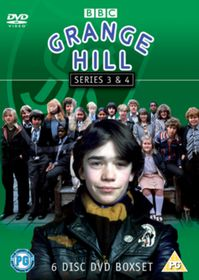 Grange Hill-Series 3 & 4 - (Import DVD)