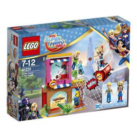 LEGO® DC SUPER HERO GIRLS Harley Quinn™ to the rescue: 41231
