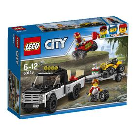 LEGO City Great Vehicles ATV Race Team: 60148