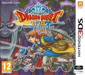 3DS Dragon Quest VIII: Journey Of The Cursed King (3DS Software)