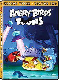 Angry Birds Toons - Season 3 Vol 2 (DVD)