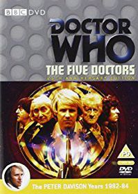 Dr Who-Five Doctors Special Edition - (Import DVD)