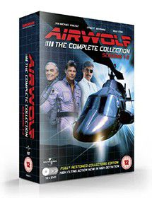 Airwolf Season 1-3 Box Set (Import DVD)