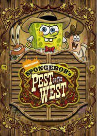 Spongebob Squarepants Pest Of The West (DVD)