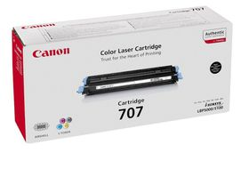 Canon 707 Black Laser Toner Cartridge