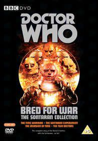 Dr Who-Bred for War Box Set - (Import DVD)