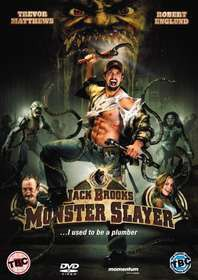 Jack Brooks Monster Slayer (DVD)