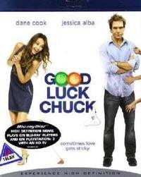 Good Luck Chuck (2007) (Blu-ray)