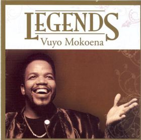 Mokoena Vuyo - Legends (CD)