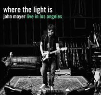 Where the Light is: John Mayer in Los Angeles - (Blu-ray Disc)