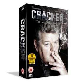 Cracker Complete Boxset (DVD)