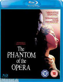 The Phantom Of The Opera (Blu-ray)