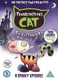 Frankenstein's Cat (DVD)