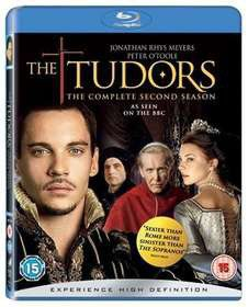 The Tudors - Season 2 (Blu-ray)