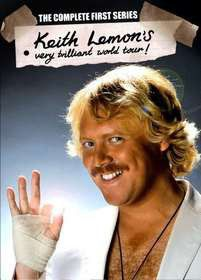 Keith Lemon's Very Brilliant World Tour - (Import DVD)