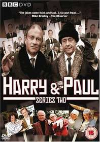 Ruddy Hell! It's Harry and Paul: Series 2 - (parallel import)