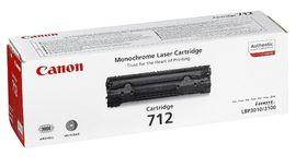 Canon 712 Black Laser Toner Cartridge