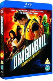 Dragonball Evolution (Blu-ray)