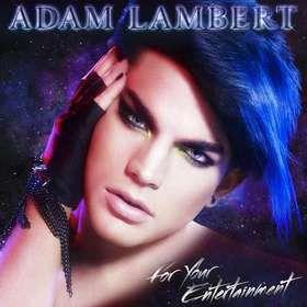 Lambert, Adam - For Your Entertainment (CD)