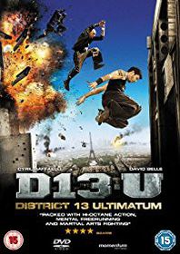 District 13 Ultimatum (DVD)