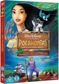 Pocahontas Musical Masterpiece Edition (DVD)