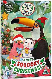 3rd and Bird: A Very Squooky Christmas - (Import DVD)