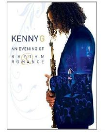 Kenny G - An Evening Of Rhythm And Roman (DVD)