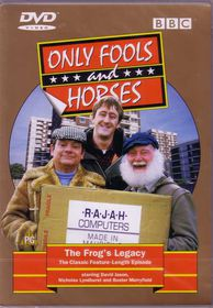 Only Fools and Horses : The Frog's Legacy - (DVD)