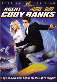 Agent Cody Banks - (DVD)