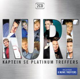 Darren Kurt - Kaptein - Se Platinum Treffers (CD)