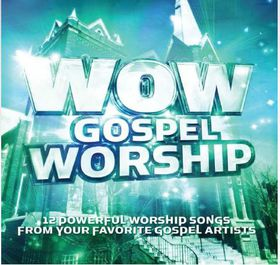 WOW Gospel Worship - Various Artists (CD)