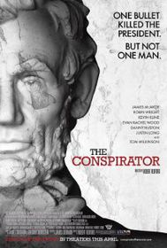 The Conspirator (2010)(DVD)