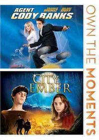 Agent Cody Banks/City of Ember - (Region 1 Import DVD)